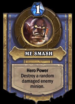 me smash hero power