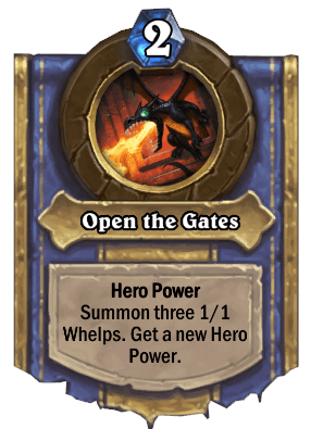 open the gates hero power