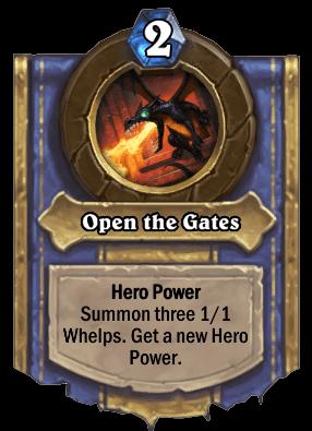open the gates hero power