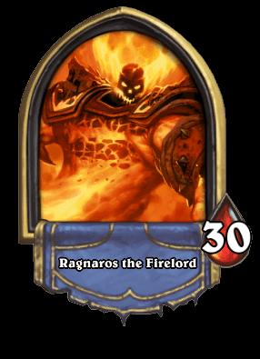 ragnaros the firelord blackrock ellenség
