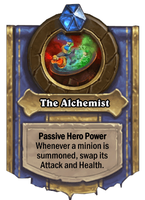 the alchemist hero power