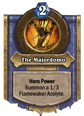 the majordomo hero power