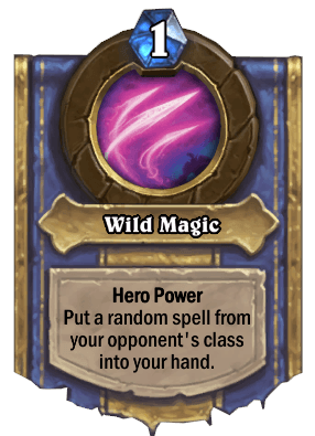 wild magic hero power