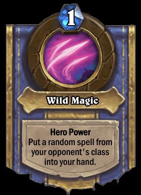 wild magic hero power