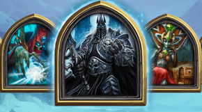 Hearthstone kaland Knights of the Frozen Throne ellenségei