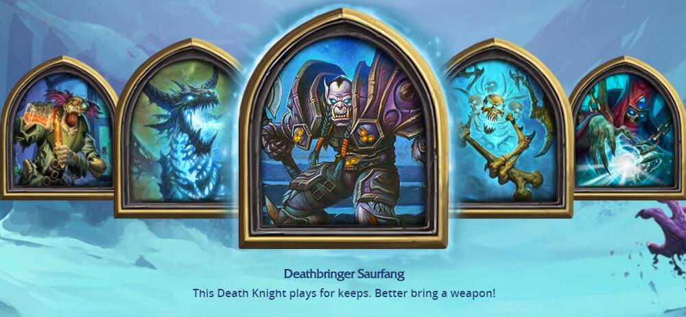 Deathbringer Saurfang ellenség