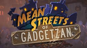 Mean Streets of Gadgetzan kártyái
