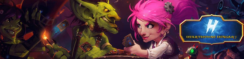 goblins vs gnomes hearthstone kiegészítő