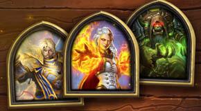 Itt találhatóak a játékban elérhető hősök!