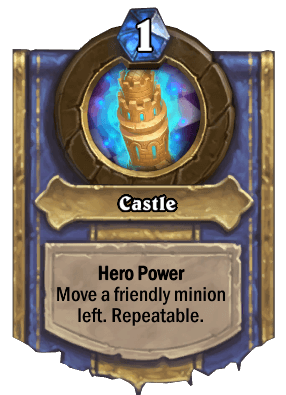 castle hero power