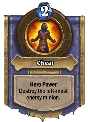 cheat hero power