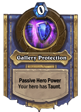 Gallery Protection hero power