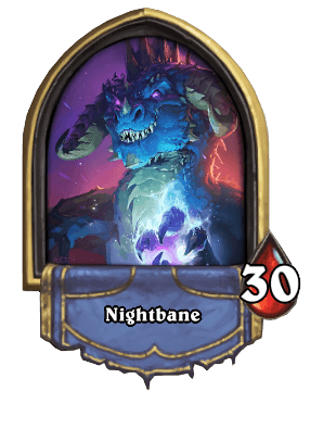 Nightbane Karazhan ellenség