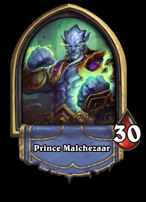 Prince Malchezaar Karazhan ellenség
