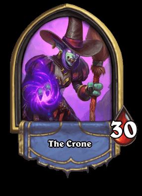 The Crone Karazhan ellenség