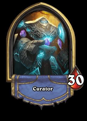 The Curator Karazhan ellenség