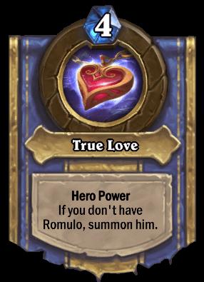 True Love hero power