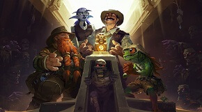 Hearthstone patch kaland League of Explorers ellenségei