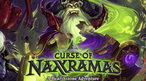 Hearthstone patch kaland Curse of Naxxramas