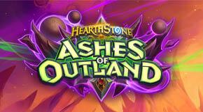 Ashes of Outland kártyái