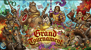 Hearthstone kiegészítő, The Grand Tournament