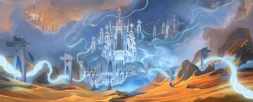 Koncepció: Anti-Aggro Shadowlands Mini Set