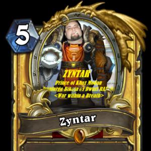 Zyntar#2601 profilképe