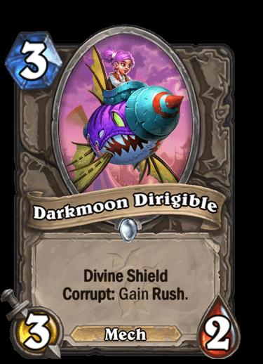Darkmoon Dirigible